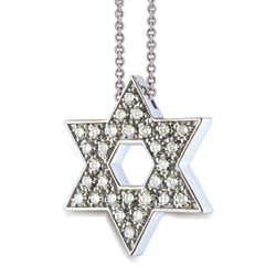 Hidden Treasures™ Diamond Star-of-David - PūrLuxium™