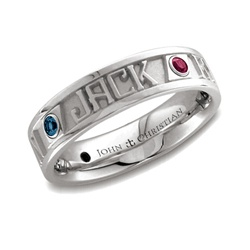 Medium Continuous Life™ Mothers Ring - PūrLuxium™